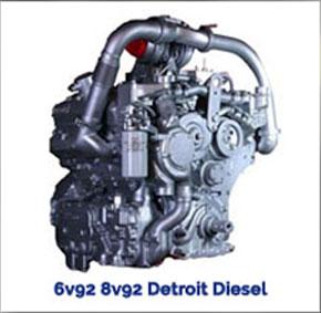 American Fleet, Inc. - 6v92 8v92 Detroit Diesel