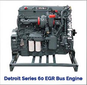 American Fleet, Inc. - Detroit Diesel Series 60 EGR Bus Engine
