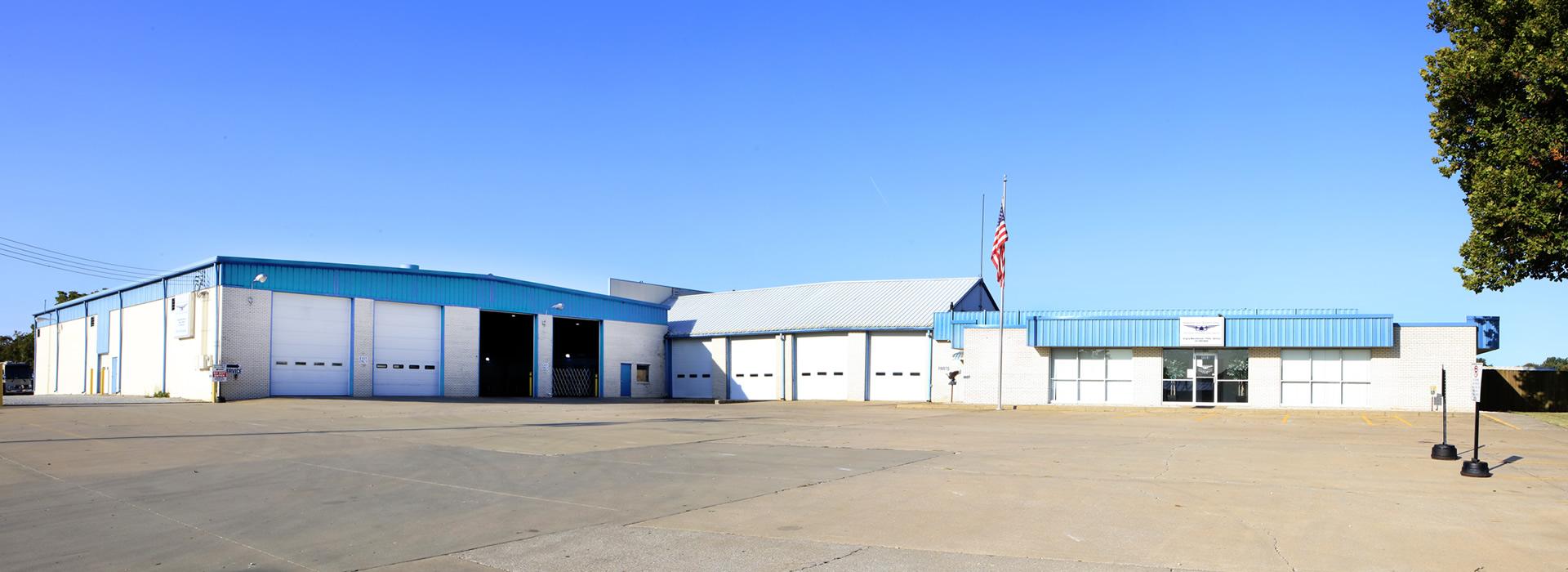 American Fleet, Inc. - Contact Us Hero Banner
