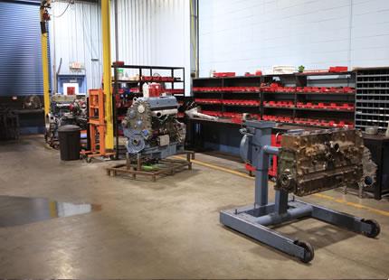 American Fleet, Inc. - Detroit Diesel Engines